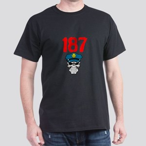 187 cops & the constitution T-Shirt