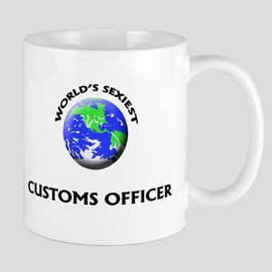 World's Sexiest Customs Officer Mug