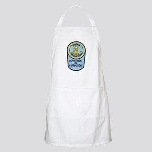 Virginia Corrections BBQ Apron