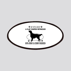 If it's not Flat-Coated Retriever Patches