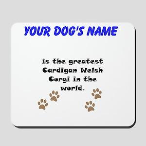 Greatest Cardigan Welsh Corgi In The World Mousepa