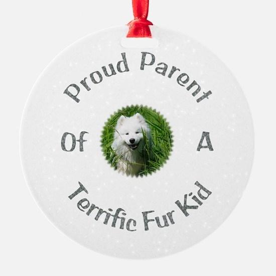 Proud Fur Kid Parent #111 Ornament