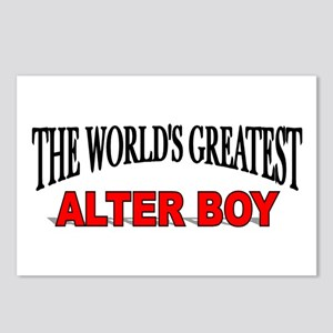 """""""The World's Greatest Alter Boy"""" Postcards (Packag"""