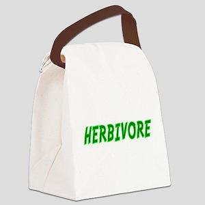HERBIVORE 3 Canvas Lunch Bag
