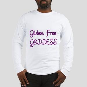 GLUTEN FREE GODDESS Long Sleeve T-Shirt