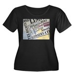 Limited Government Plus Size T-Shirt