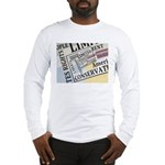 Limited Government Long Sleeve T-Shirt