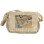 Limited Government Messenger Bag