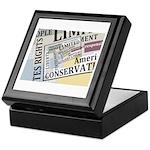 Limited Government Keepsake Box