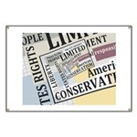 Limited Government Banner