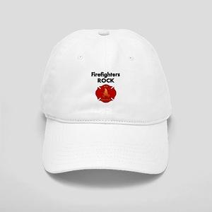 FIREFIGHTERS ROCK Baseball Cap