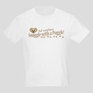 Snuggle Puggle Kids T-Shirt