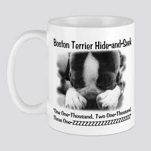 Boston Hide and Seek Mug