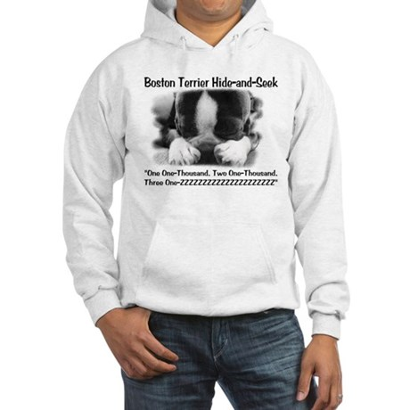 Boston Hide and Seek Hooded Sweatshirt