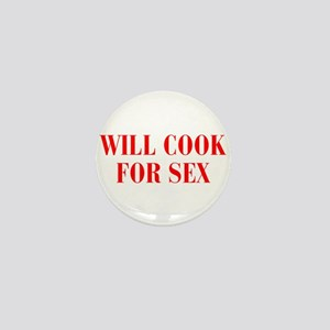 will-cook-for-sex-BOD-RED Mini Button