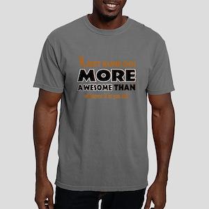 jeet kune do designs Mens Comfort Colors Shirt