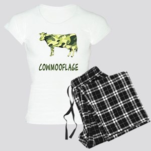 Cowmooflage Women's Light Pajamas