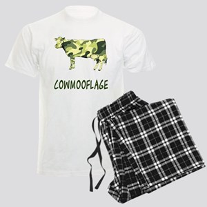 Cowmooflage Men's Light Pajamas