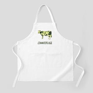 Cowmooflage Apron