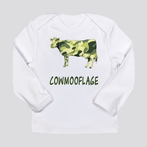Cowmooflage Long Sleeve Infant T-Shirt