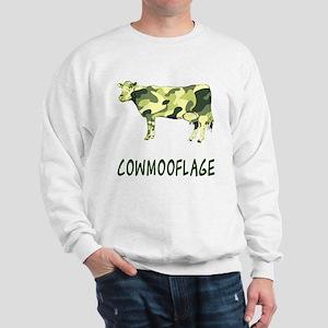 Cowmooflage Sweatshirt