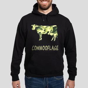 Cowmooflage Hoodie (dark)