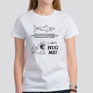 Sharks need hugs Women's T-Shirt