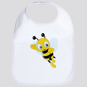 Jumping Bee Bib