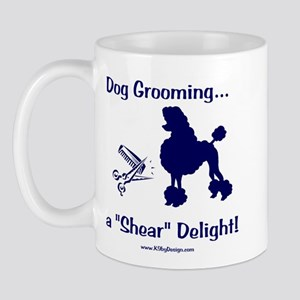 Grooming Shear Delight Mug