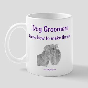 Groomers Make the Cut Mug