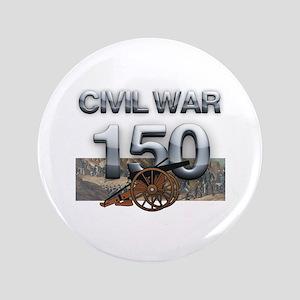 """ABH Civil War 3.5"""" Button"""