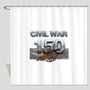ABH Civil War Shower Curtain