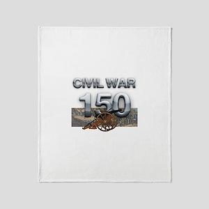 ABH Civil War Throw Blanket