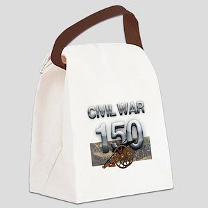 ABH Civil War Canvas Lunch Bag