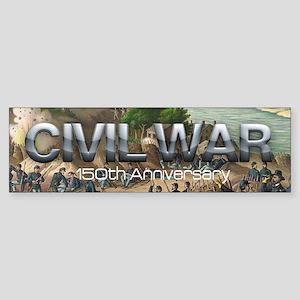 Abh Civil War (bumper) Bumper Sticker