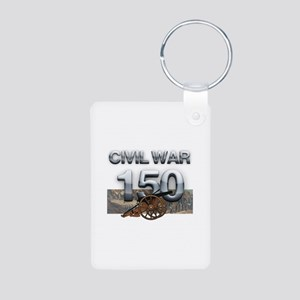 ABH Civil War Aluminum Photo Keychain