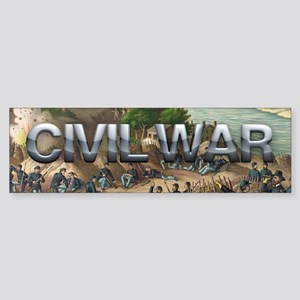 ABH Civil War Sticker (Bumper 10 pk)