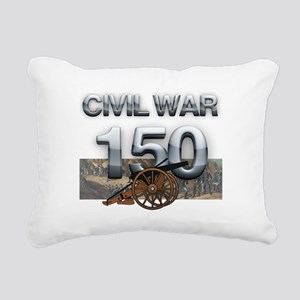 ABH Civil War Rectangular Canvas Pillow