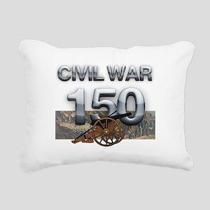 ABH Civil War Rectangular Canvas Pillow