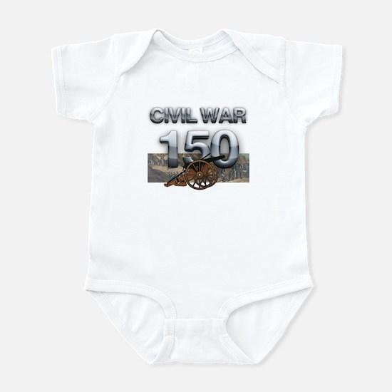 ABH Civil War Infant Bodysuit