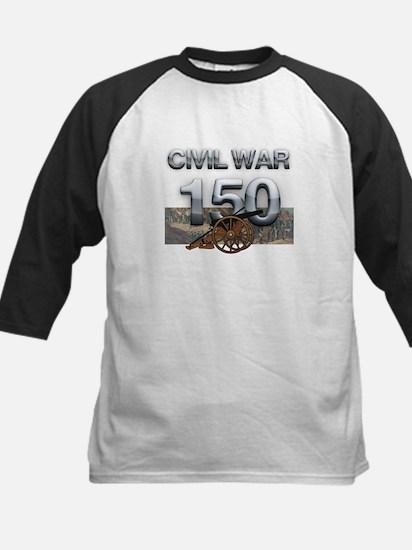 ABH Civil War Kids Baseball Jersey