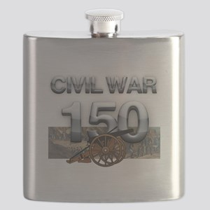 ABH Civil War Flask