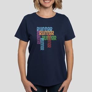 Variety Runner Women's Dark T-Shirt