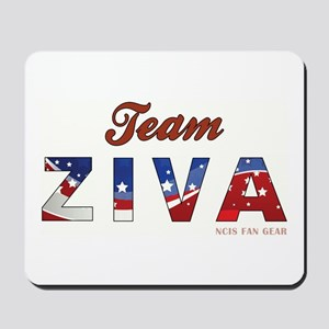 TEAM ZIVA Mousepad