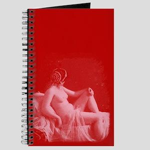 Vintage Risque Valentine Journal