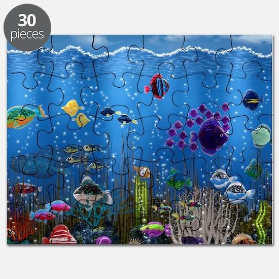 Underwater Love Puzzle