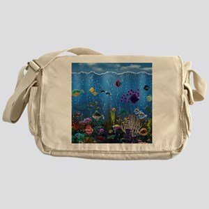 Underwater Love Messenger Bag