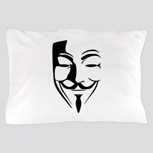 Guy Fawkes Pillow Case