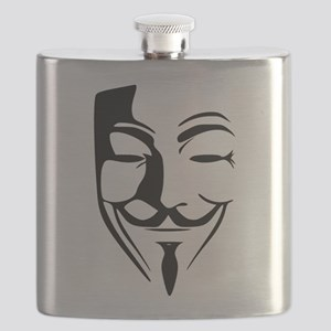 Guy Fawkes Flask
