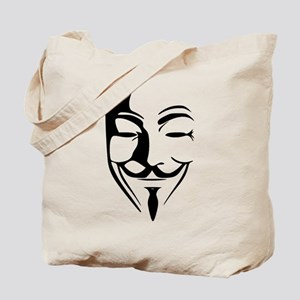 Guy Fawkes Tote Bag